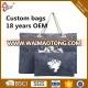 Vintage unique printed heavy custom canvas tote beach bag