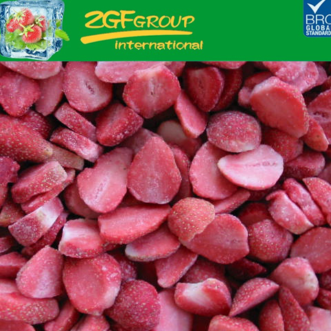 Hot sale IQF frozen strawberry high quality cheap