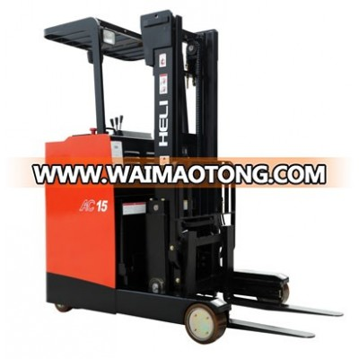 Type: G Series 1.5T AC Electric Reach Truck - Stand-up Type