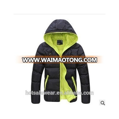 2016 Hot Sale Cheap Cotton Men Coats 6 Colors Winter Thin Winter Coats XN-M15