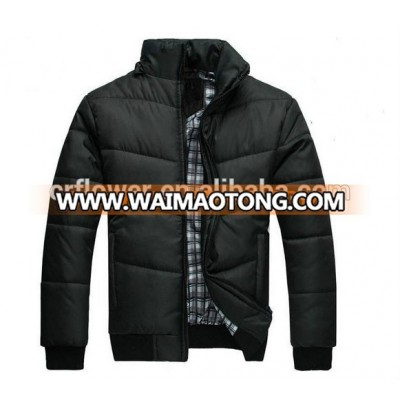 Hot selling custome jacket double color mens winter coats jackets