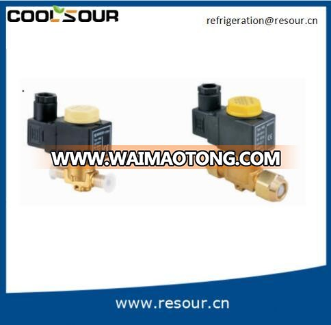 Coolsour Low Price 24V DC Water Solenoid Control Valve