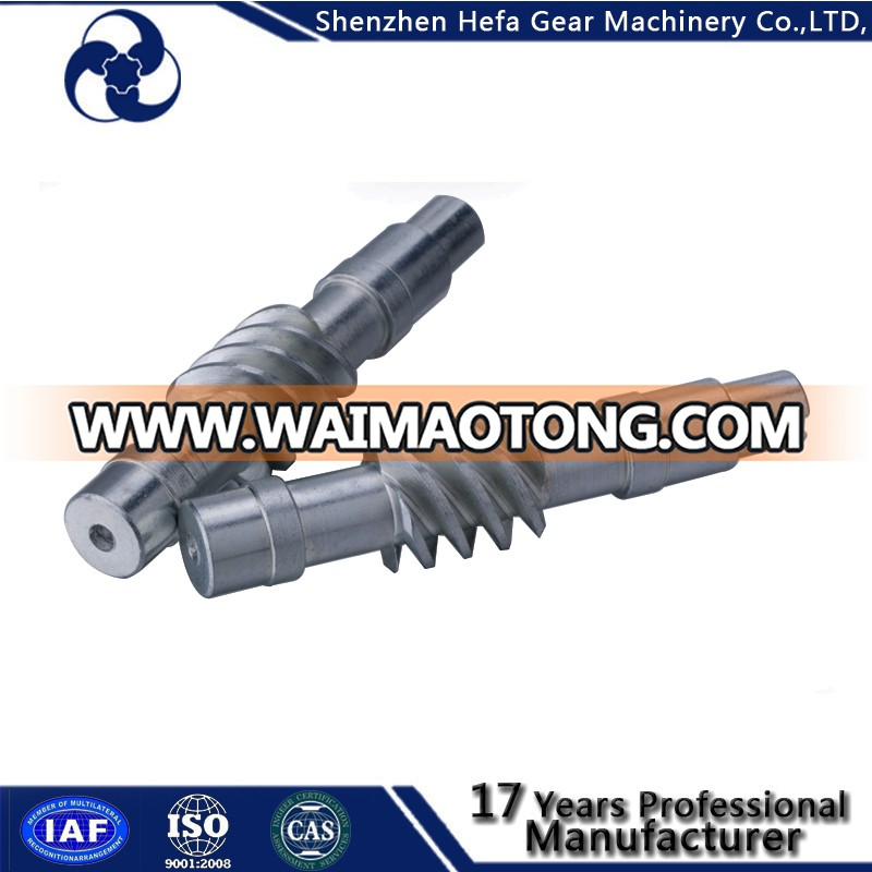 Made in Chinan Grinding Pulley Axle Shaft Pinion Gear Shaft