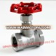 Stainless Steel Gate Valve with 200psi/ Pn16