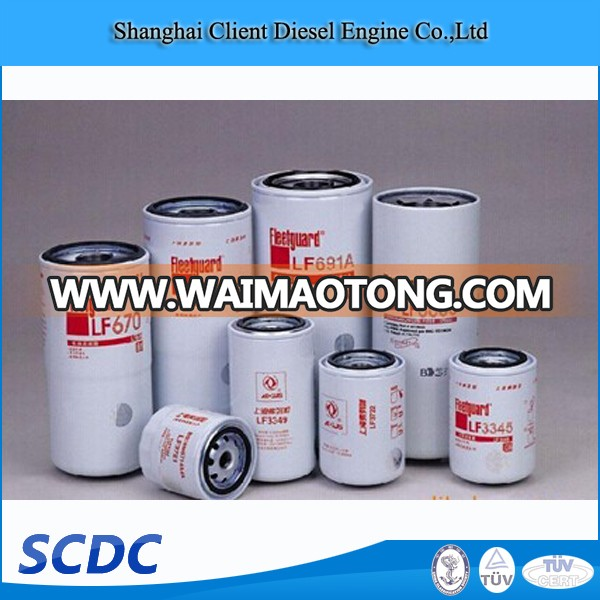 Good Quality Fuel Filter for Cummins Isf2.8 3.8 Engine