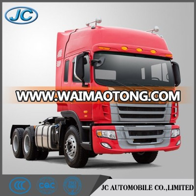 Brand new 375HP 6*4 JAC heavy-duty tractor truck, trailer truck, truck and trailer for sale
