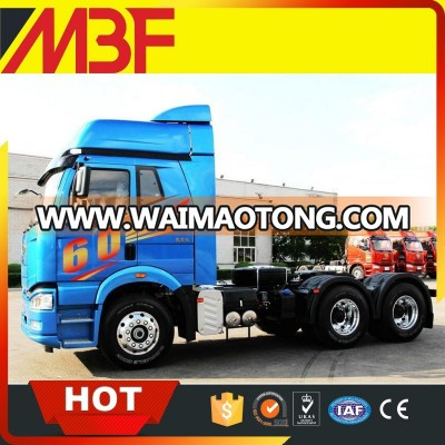 FAW brand new semi tractor truck and trailer dimensions
