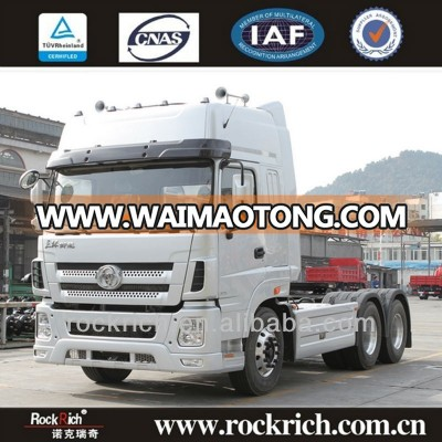 Export Sitom Brand 420hp 40 Ton Tractor Trailer Truck