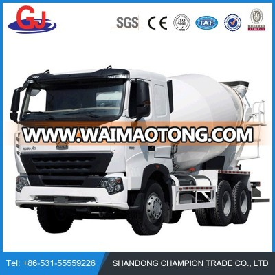 Sinotruk 6X4 concrete mixer truck for sales