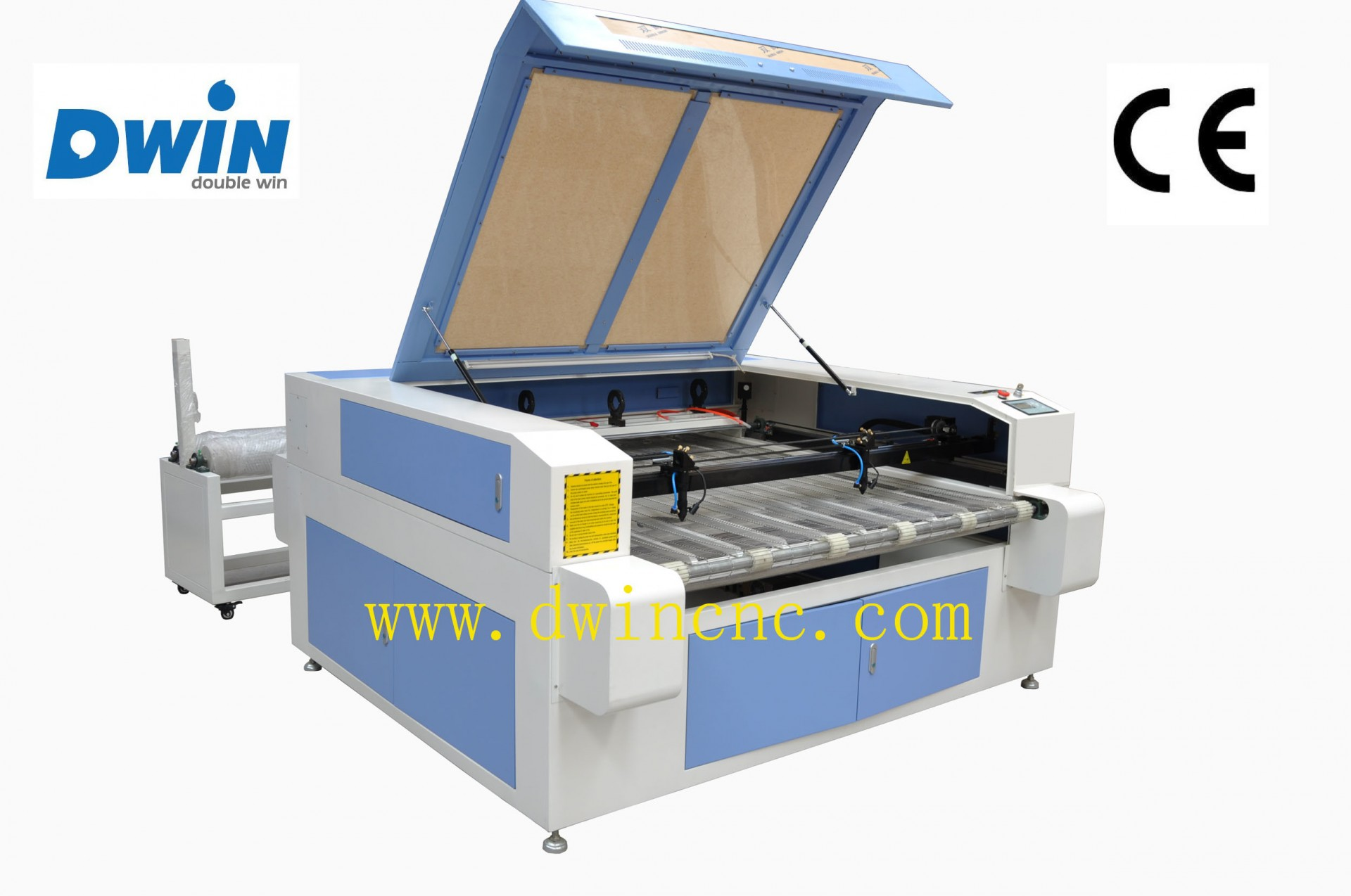 Hot Speed CNC1410 Soft Textile Fabric Laser Cutting Machine for Sale