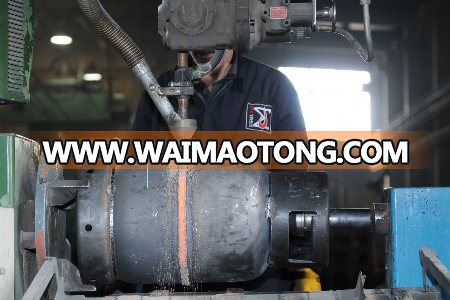 Best Matching Saw Welding Flux & Welding Wire for LPG Cylinder_Product