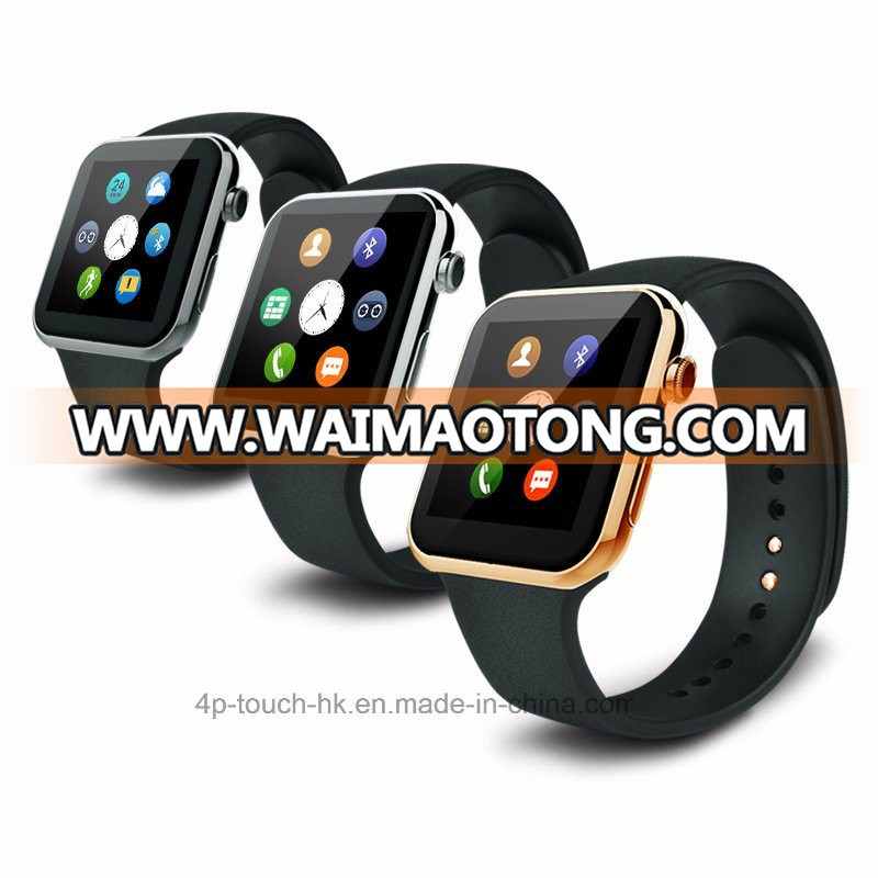 Bluetooth Smart Watch with Ios and Android Smart Phone (A9)