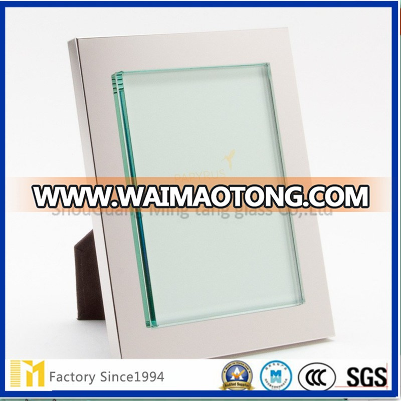 Fast Delivery Time 1.8mm 2mm Clear Float Glass for Picture Frame and Furniture with SGS Inspection
