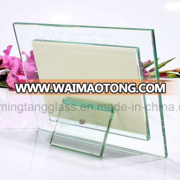 Customized 1.5mm 1.8mm 2mm Painting Photo Frame Glass