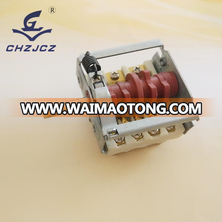 Porcelain multi speed rotary switch EGO