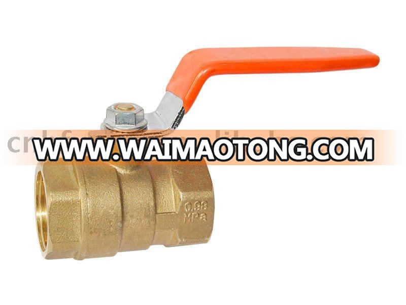 High Quality Forged Brass Ball Valve Regular Port Female Thread Ball Valve For Water Treatment