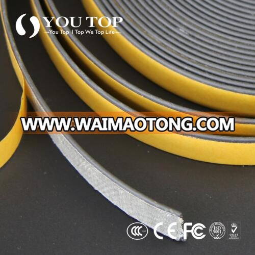 Flexible Intumescent Seal Strip/Fire Door Seals/Intumescent tape Fire Prevention seals/