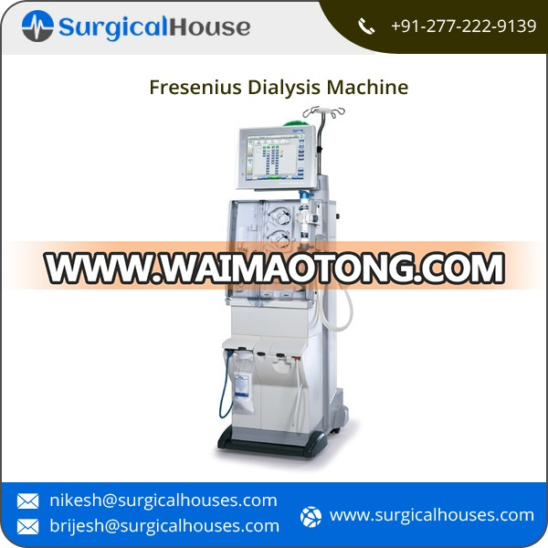 CE Hospital High Quality Dialysis Machine Price