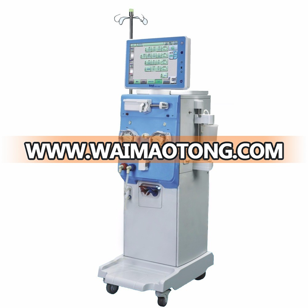 Medical portable hemodialysis machine china dialysis machine price