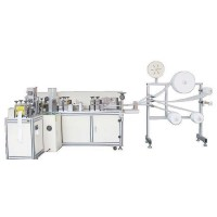 Easy to operate automatic disposable mask machine