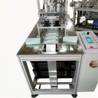 4 layer disposable surgical medical non woven face mask machine with inner earloop machine