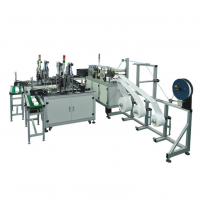 Full Automatic Folding Mask Making Machine with high quality