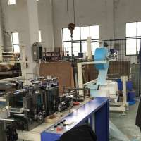 Semi-Automatic Flat medical Mask Making Machine Production Line