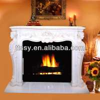 Wood burning fireplace made in China