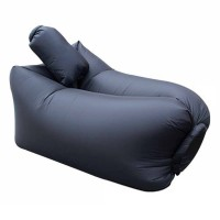 Short style outdoor air pillow sofa good quality inflatable sofa for sale