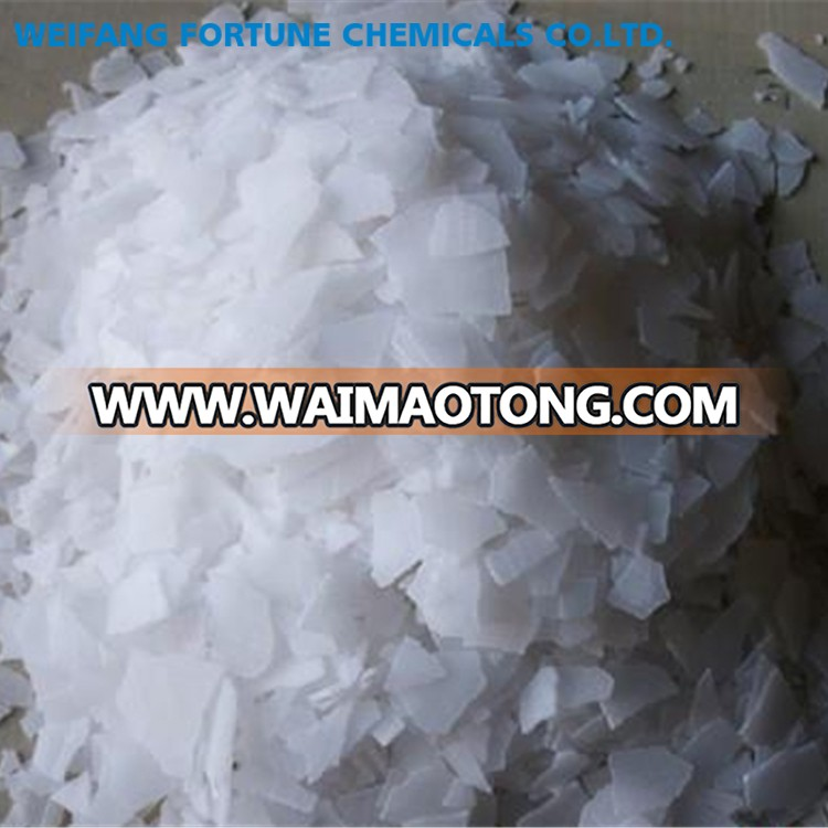 China Factory food grade caustic soda in pearls 99%