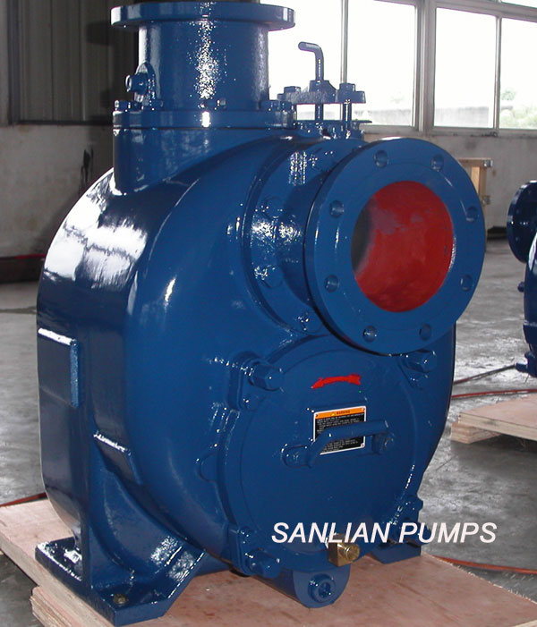 Super T Self-Priming Trash Pump (XT)