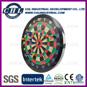 Classical Multcolor Amusement Magnetic Dart Board with Logo Printing