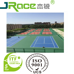 Factory Top Grade Spu Sports Flooring PU Rubber
